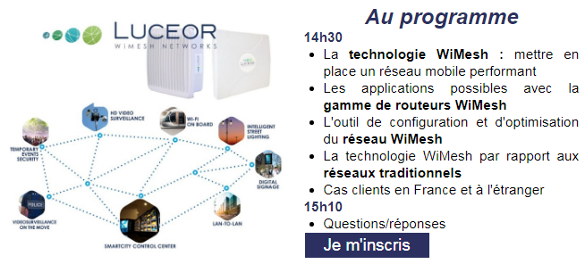 programme luceor